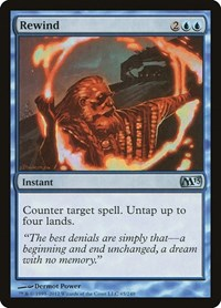 Rewind, Magic: The Gathering, Magic 2013 (M13)