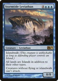 Stormtide Leviathan, Magic: The Gathering, Magic 2013 (M13)
