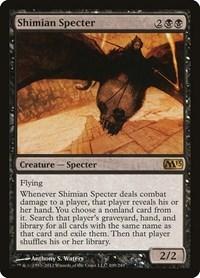 Shimian Specter, Magic: The Gathering, Magic 2013 (M13)