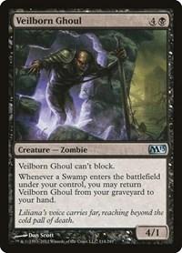 Veilborn Ghoul, Magic: The Gathering, Magic 2013 (M13)