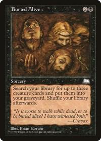 Buried Alive, Magic: The Gathering, Weatherlight