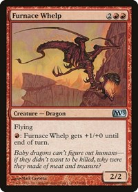 Furnace Whelp, Magic: The Gathering, Magic 2013 (M13)