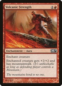 Volcanic Strength, Magic, Magic 2013 (M13)