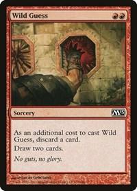 Wild Guess, Magic: The Gathering, Magic 2013 (M13)