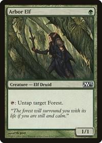 Arbor Elf, Magic: The Gathering, Magic 2013 (M13)