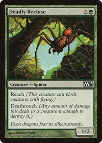 Deadly Recluse, Magic: The Gathering, Magic 2013 (M13)