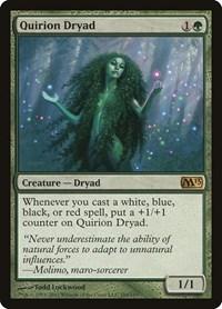 Quirion Dryad, Magic, Magic 2013 (M13)