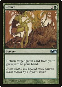 Revive, Magic: The Gathering, Magic 2013 (M13)