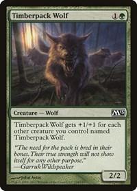 Timberpack Wolf, Magic, Magic 2013 (M13)