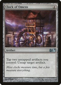 Clock of Omens, Magic: The Gathering, Magic 2013 (M13)