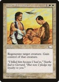 Debt of Loyalty, Magic, Weatherlight