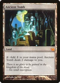 Ancient Tomb, Magic: The Gathering, From the Vault: Realms
