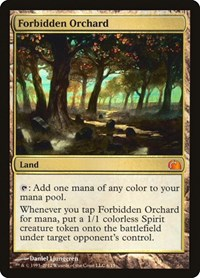Forbidden Orchard, Magic: The Gathering, From the Vault: Realms