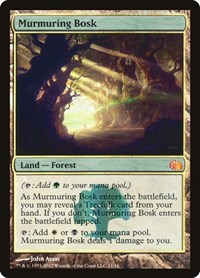 Murmuring Bosk, Magic: The Gathering, From the Vault: Realms