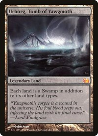 Urborg, Tomb of Yawgmoth, Magic, From the Vault: Realms