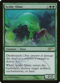 Acidic Slime, Magic: The Gathering, FNM Promos