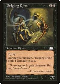 Fledgling Djinn, Magic: The Gathering, Weatherlight