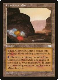 Gemstone Mine, Magic: The Gathering, Weatherlight