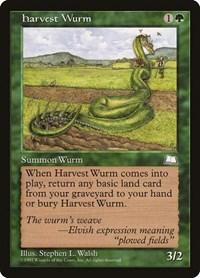 Harvest Wurm, Magic, Weatherlight