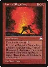 Heart of Bogardan, Magic, Weatherlight