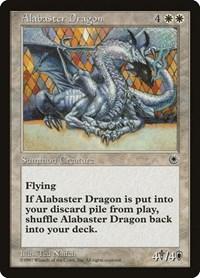 Alabaster Dragon, Magic, Portal