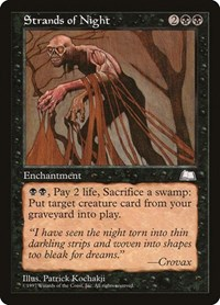 Strands of Night, Magic: The Gathering, Weatherlight