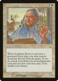 Academy Rector, Magic: The Gathering, Urza's Destiny