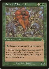 Ancient Silverback, Magic: The Gathering, Urza's Destiny