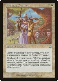 Archery Training, Magic: The Gathering, Urza's Destiny