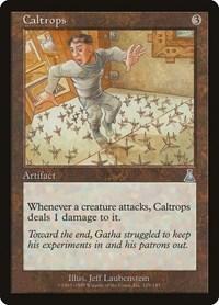 Caltrops (Foil)