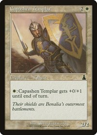 Capashen Templar, Magic: The Gathering, Urza's Destiny