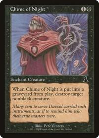 Chime of Night, Magic: The Gathering, Urza's Destiny