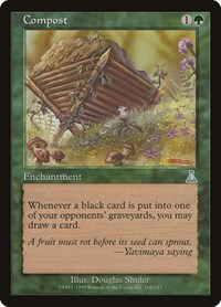 Compost, Magic: The Gathering, Urza's Destiny