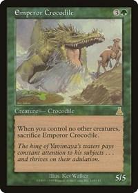 Emperor Crocodile, Magic: The Gathering, Urza's Destiny