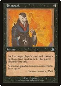 Encroach, Magic: The Gathering, Urza's Destiny