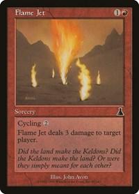 Flame Jet, Magic, Urza's Destiny