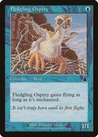 Fledgling Osprey, Magic: The Gathering, Urza's Destiny