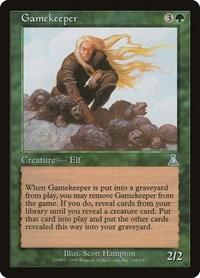 Gamekeeper, Magic: The Gathering, Urza's Destiny