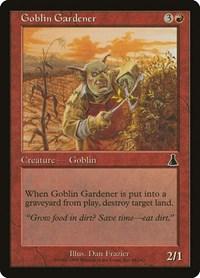 Goblin Gardener, Magic: The Gathering, Urza's Destiny