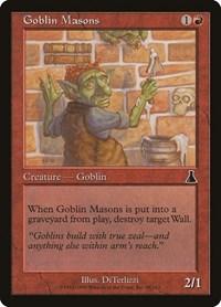 Goblin Masons, Magic: The Gathering, Urza's Destiny
