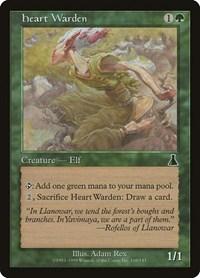 Heart Warden, Magic: The Gathering, Urza's Destiny