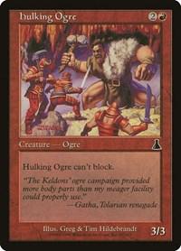Hulking Ogre, Magic: The Gathering, Urza's Destiny
