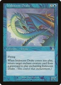 Iridescent Drake, Magic: The Gathering, Urza's Destiny