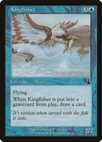 Kingfisher, Magic: The Gathering, Urza's Destiny