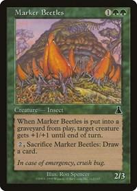 Marker Beetles, Magic: The Gathering, Urza's Destiny
