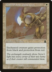 Mask of Law and Grace, Magic: The Gathering, Urza's Destiny