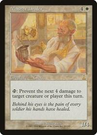 Master Healer, Magic: The Gathering, Urza's Destiny