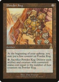 Powder Keg, Magic: The Gathering, Urza's Destiny