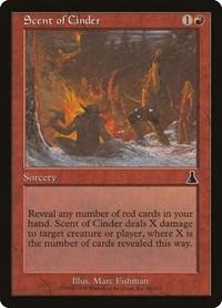 Scent of Cinder, Magic, Urza's Destiny