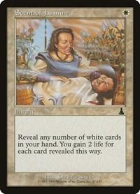 Scent of Jasmine, Magic: The Gathering, Urza's Destiny